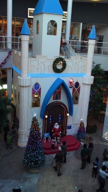 Photos: コクーン、クリスマスのディスプレイ。