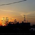 Photos: 4月14日地震雲