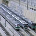 千代田線で活躍する車両達