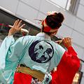 写真: ちゅうしゃし隊_16 - 第11回 東京よさこい 2010