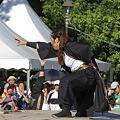 写真: 南中魂道極め組東京支部_15 - よさこい祭りin光が丘公園2011
