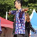 朝霞なるこ人魚姫_13 - よさこい祭りin光が丘公園2011