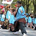 朝霞鳴子一族め組 - 第28回「彩夏祭」 関八州よさこいフェスタ 2011