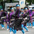 ダンスパフォーマンス集団 迫-HAKU- - 原宿表参道元氣祭 スーパーよさこい