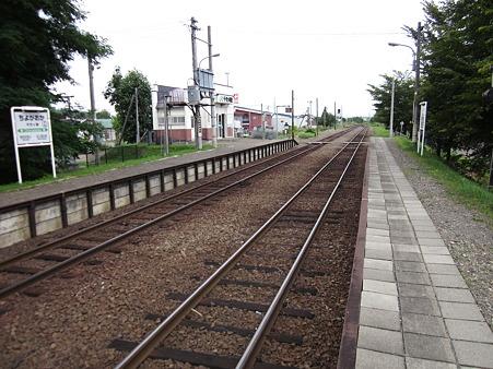 千代ヶ岡駅ホーム1