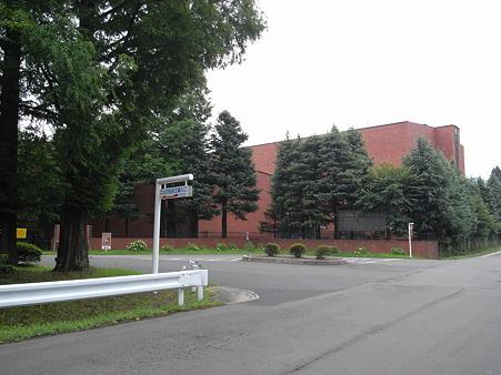 仙台工場入口