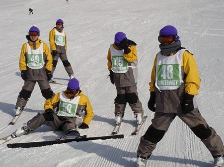 太平中スキー実習 (10)