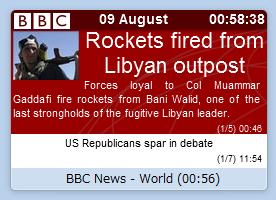 Operaスピードダイヤルエクステンション:BBC News Speeddial Ticker(拡大)2