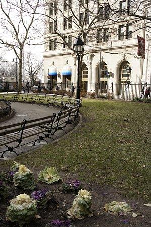27日 NY-Manhattan Bowling Green