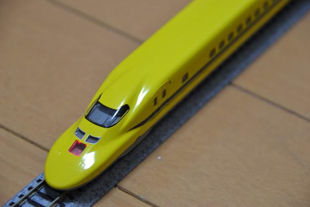 TOMIX JR 923形 ドクターイエロー (尾灯点灯)