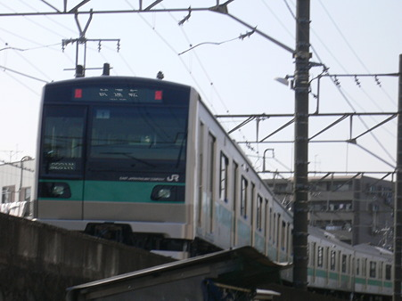 [過去分]E233系2000番台[2009.7.16]