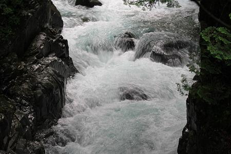 付知峡の滝その1