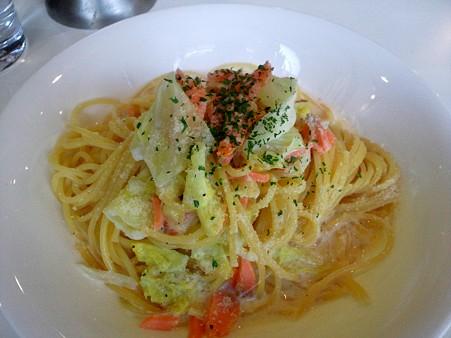 パスタ@Cafe+Dinner Style