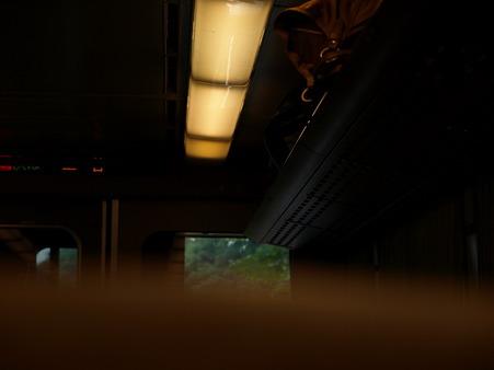 キハ187系スーパーおき2号車内2