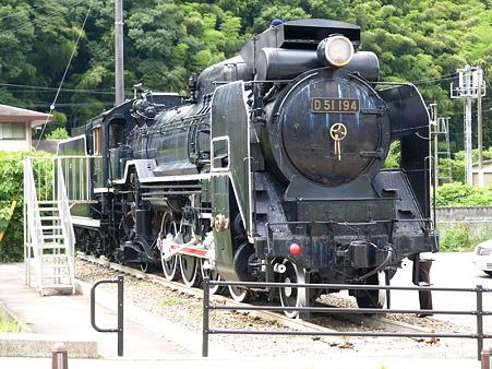 D51-194(津和野駅)