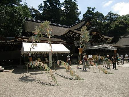 大神神社:七夕祭3911