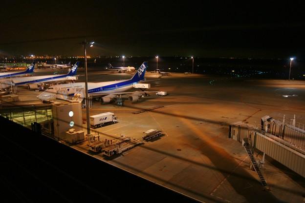 羽田空港第二ターミナルから