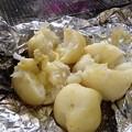 Photos: ジャガイモの丸焼き