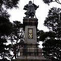 Photos: 桓武天皇像