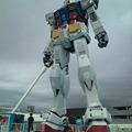 写真: 静岡ガンダム空いてました。