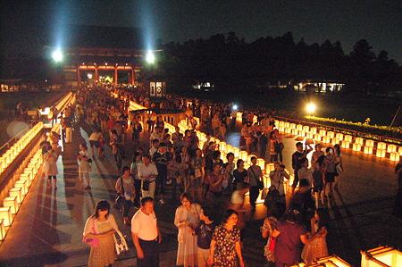 2010年08月15日東大寺万燈供養会_DSC_0402
