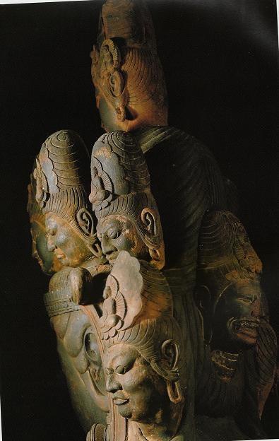 Photos: 滋賀高月 向源寺 十一面観音菩薩立像