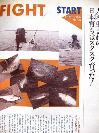 レンギョ釣り