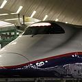 東京駅 新幹線E2系