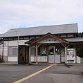Photos: 磐越東線 磐城常葉駅