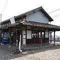 Photos: 長野電鉄 屋代線 信濃川田駅2