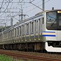 総武本線 E217系