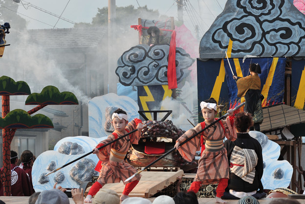 450年の伝統~山あげ祭~「将門」