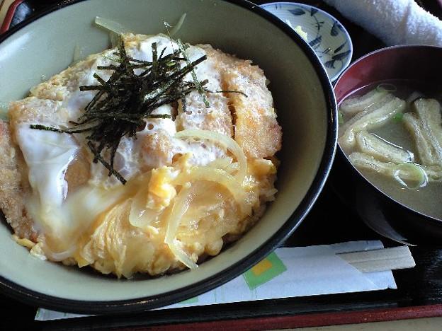 魚津のカツ丼