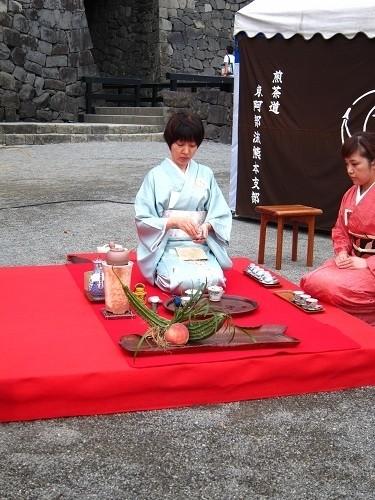 Photos: お月見のお茶会2
