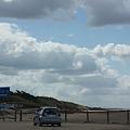 写真: 千里浜 なぎさドライブウェイ