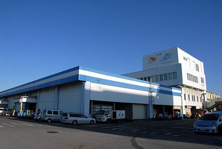2011/01/22(SAT) 千葉市中央卸売市場「市民感謝デー」 水産物部棟