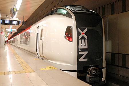 N'EX 成田エクスプレス E259系
