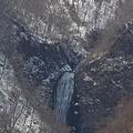 深山の蔵王不動滝