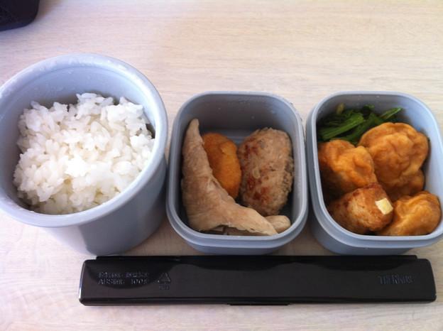 写真: 20120627昼食