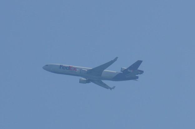 神戸空港上空にて4