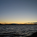 Twilight in Merrymeeting Bay