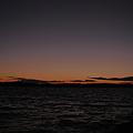 Twilight in Merrymeeting Bay 9-4-10