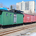 Old Freight Cars