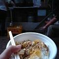 写真: 豚丼フツウにうまいっすわ