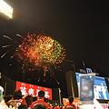 神宮球場の花火2010年夏_DSC_1267