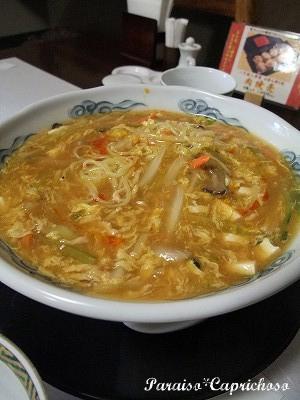 あんかけ五目麺