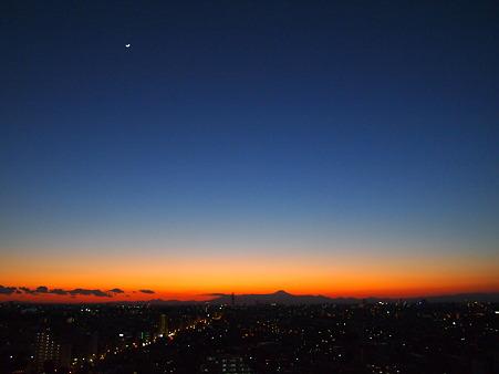 夕暮れTOKYO SKY