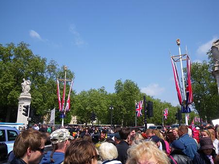 so crowded!
