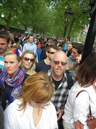 so crowded