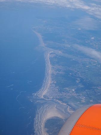フランス:ドーバー海峡